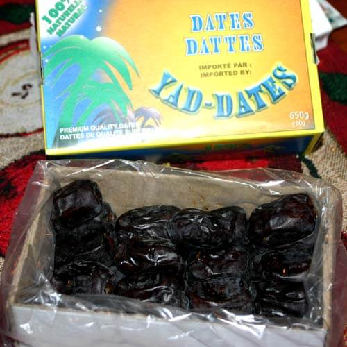 Exotic fruits for parrots